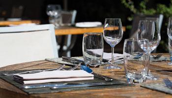 Restaurant l'atelier à Divonne-les-Bains