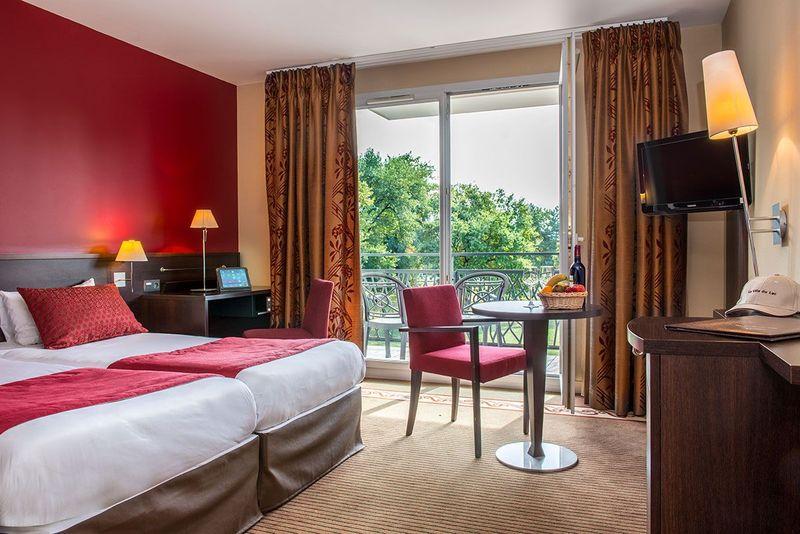 Hotel Villa Du Lac Divonne Les Bains