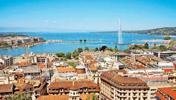 Genève ville internationale