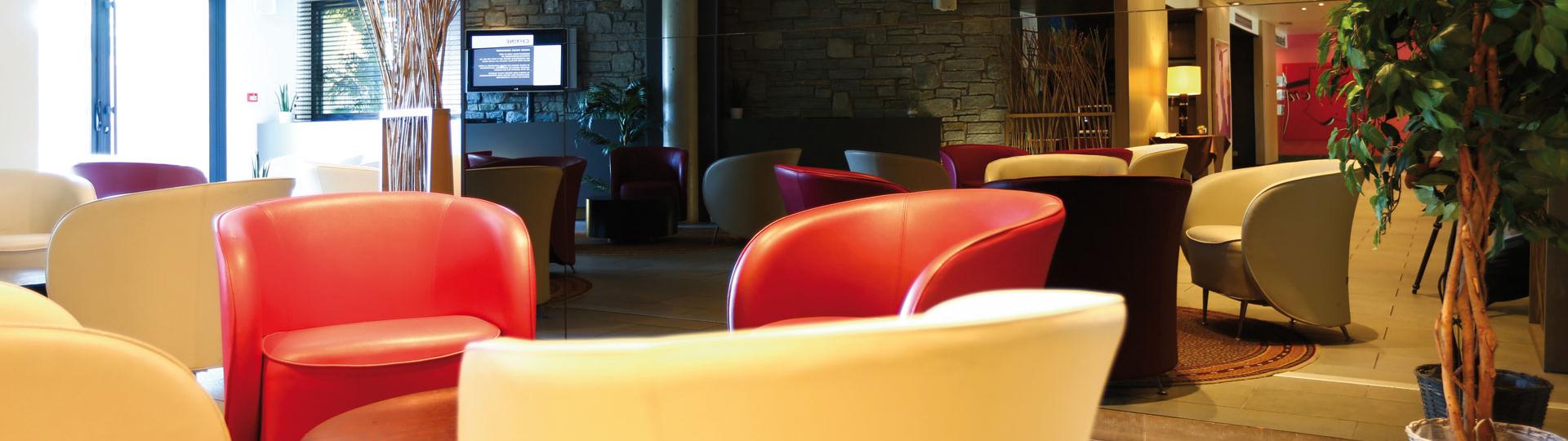 Bar à Divonne les Bains hôtel la Villa du lac