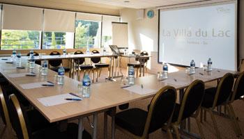 8 salles de réunions près de Genève