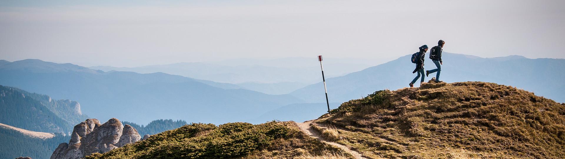 Randonnée dans les Alpes et Jura