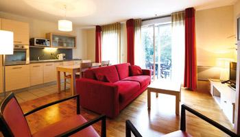 Appartements duplex 3 pièce