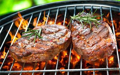 Offre estivale repas business avec barbecue a divonnes les bains