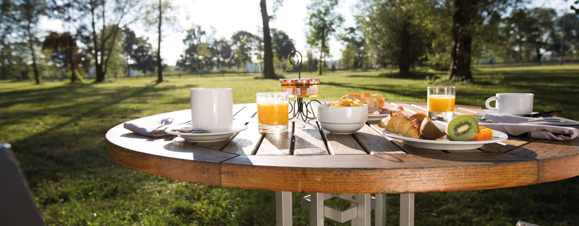 Restaurant - Hôtel et résidence La Villa du Lac à Divonne