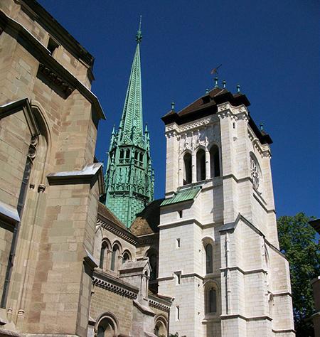 Genève Cathédrale
