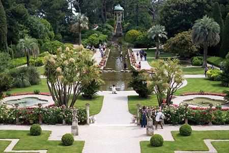 Jardins botaniques Lausanne
