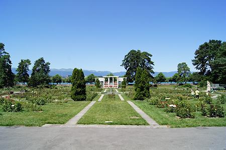 Jardins Genève