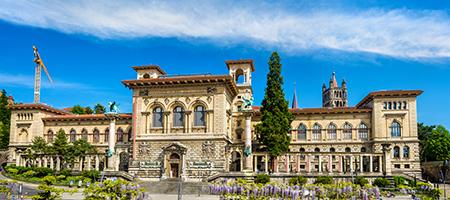 Musée Zoologie Lausanne