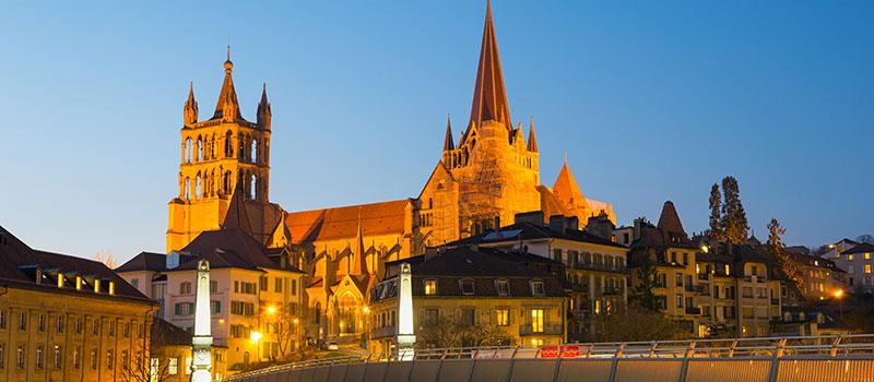 Lausanne sorties