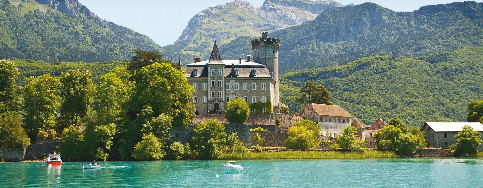 Lac Leman - Hôtel et résidence La Villa du Lac à Divonne