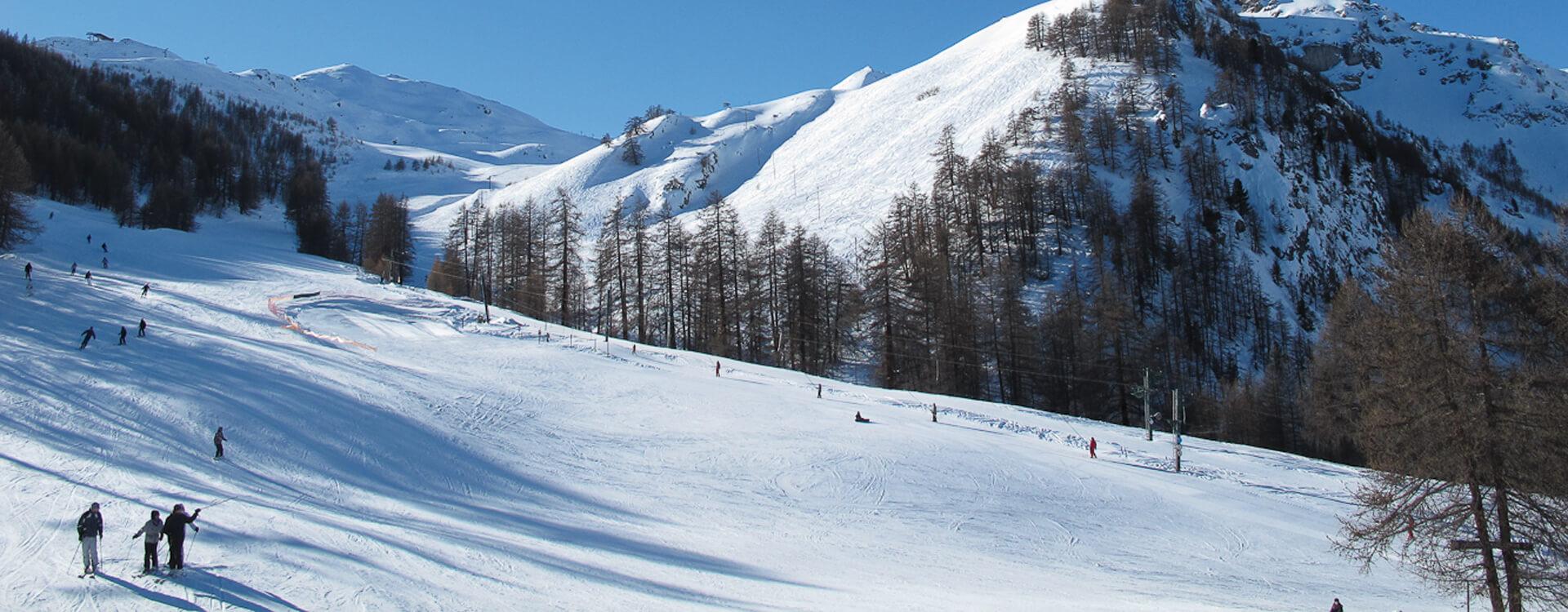 Activités hiver - Hôtel et résidence La Villa du Lac à Divonne