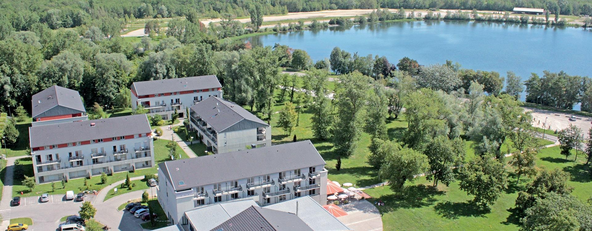 Villa du Lac exterieur
