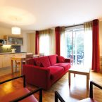 Appartements 3 pièces avec terrasse
