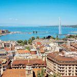 La cité international de Genève
