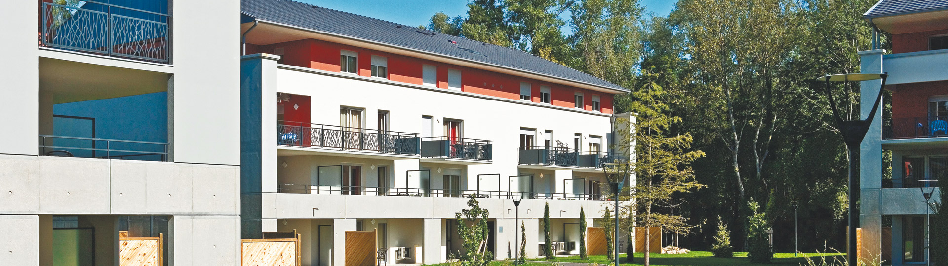 Résidence hôtel à Divonne-les-Bains