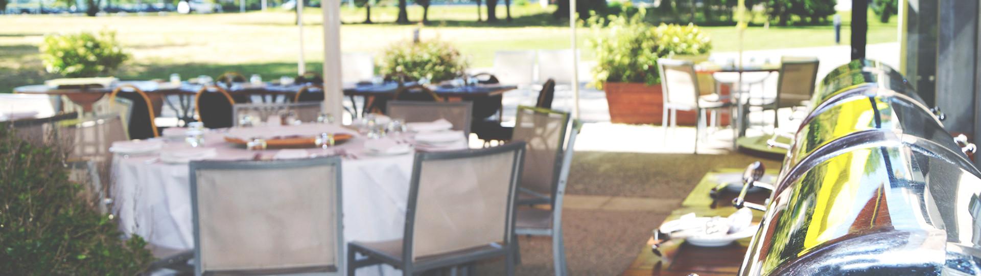 Buffet restaurant séminaire