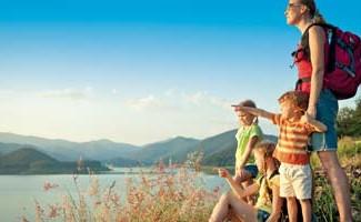 Vacances famille dans le Jura