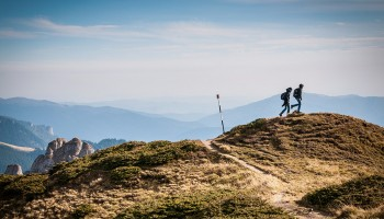 Randonnée dans le Jura ou les Alpes