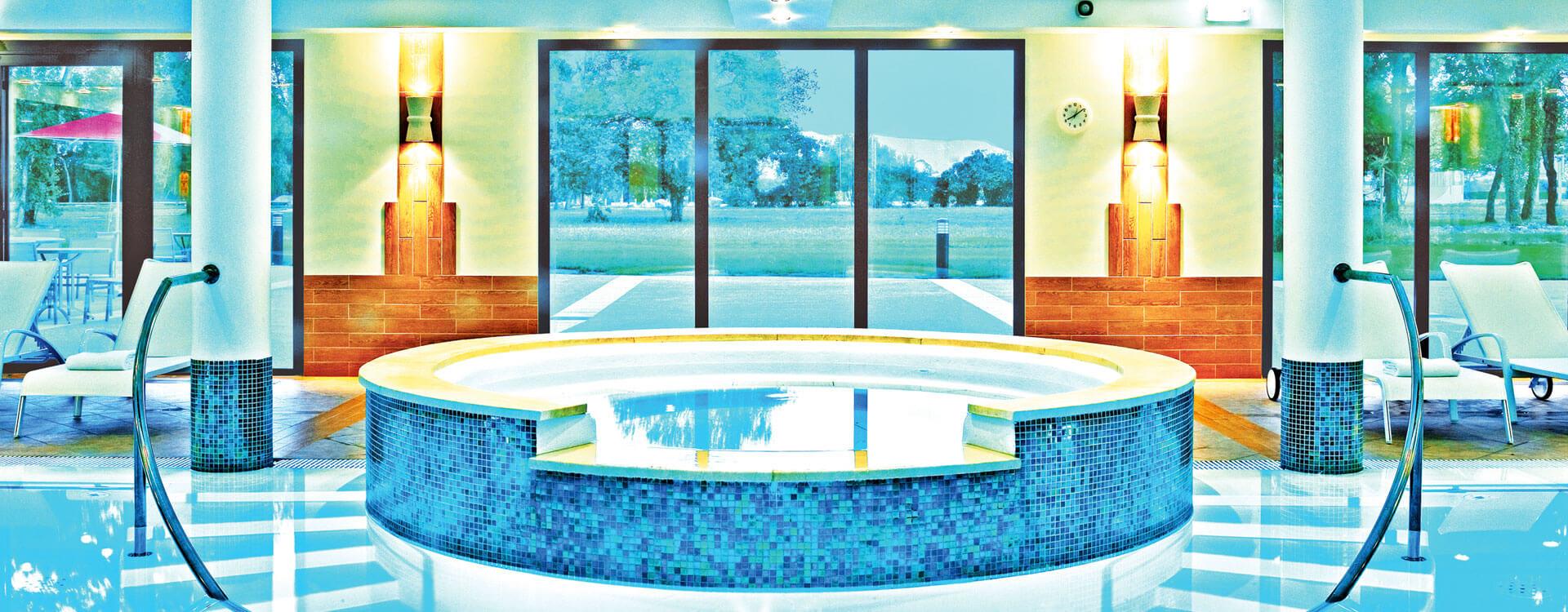 Aquasgym - Hôtel et résidence La Villa du Lac à Divonne