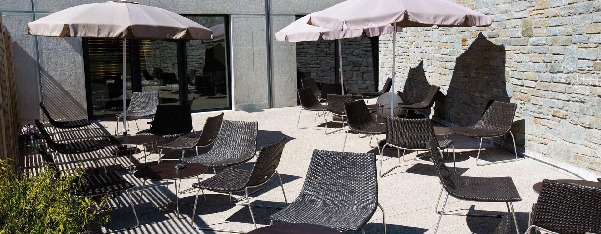Bar - Hôtel et résidence La Villa du Lac à Divonne