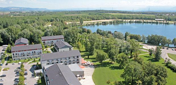 sejour hotel residence villa du lac