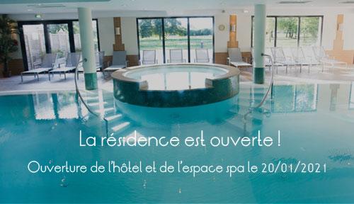 hotel et residence villa du lac